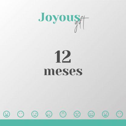joyoys GIFT adquira 12 meses