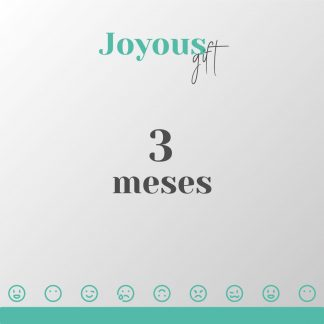 joyoys GIFT adquira 3 meses