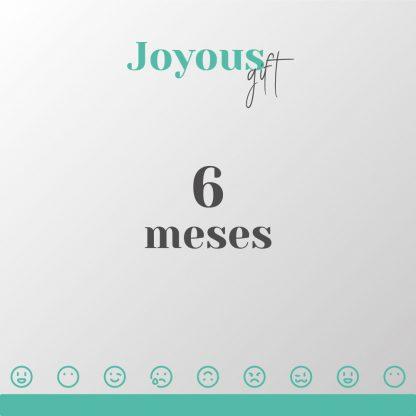 joyoys GIFT adquira 6 meses