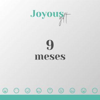 joyoys GIFT adquira 9 meses